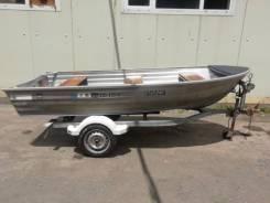 Лодка алюминиевая Stacer Австралия от ВинтМарин