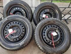 Продам зимние колеса 21560-16 Zetro Edgeneo на штампах