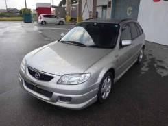 Авто на разбор Mazda Familia S-Wagon 2001 BJ5W ZL-VE