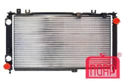 Радиатор ВАЗ 2190-2191 Гранта Datsun mi-Do, on-Do, алюминиевый, 2-х ря