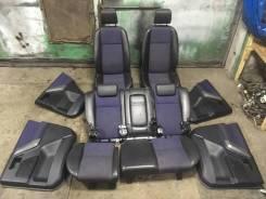 Land Rover Freelander 2 сиденья комбинированные комплект