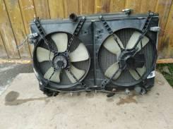Вентилятор (диффузор) радиатора Toyota Mark 2 Qualis SXV20 5S-FE левый