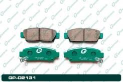 Колодки тормозные дисковые G-brake GP02131