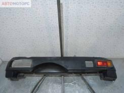 Бампер задний Mitsubishi Pajero Pinin 2002 (внедорожник)