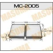 Фильтр салонный Masuma MC2005