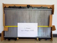 Радиатор Nissan Avenir / TINO / Expert 98-05г