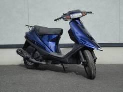 Suzuki adress 100 в разбор