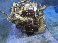 Двигатель Nissan Sunny 1997 FB14 GA15DE [189587]