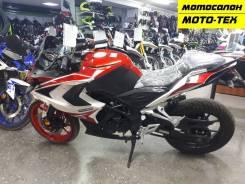 Мотоцикл RACER RC250XZR-A STORM КРАСНЫЙ В МОТО-ТЕХ 27л.с., 2021