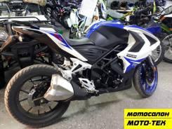 Мотоцикл Racer RC250XZR-A Storm (Россия) СИНИЙ В МОТО-ТЕХ 27л.с. ЖИДКОСТ.ОХЛ, 2021