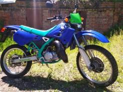Kawasaki KDX 125, 1998