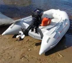 """Продам лодку надувную """"Баджер"""" и мотор тохатсу 9.8 л. с."""