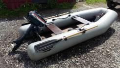 Лодка пвх с мотором Yamaha 3.5