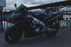 Yamaha YZF 600, 1998