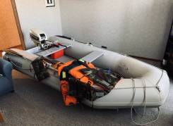 Продам Лодку DONG SEO с мотором Johnson 15