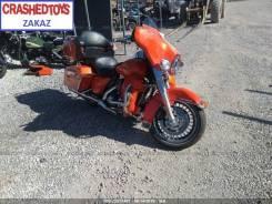 Harley-Davidson Electra Glide Ultra Limited FLHTK, 2012