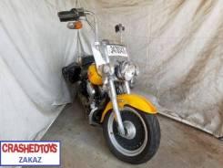 Harley-Davidson Fat Boy FLSTF, 2007
