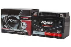 Мото аккумулятор RDrive Silver YT12A-BS (GT12A) 10.5Ач AGM