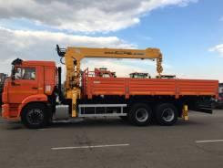 КМУ 7 тонн камаз 65115 каминс, 2021