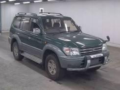 Тормозной диск Toyota Land Cruiser Prado KZJ95 1KZ-TE, передний