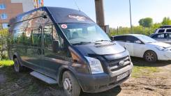 Ford Transit Shuttle Bus, 2013