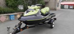 Продам водный мотоцикл Seadoo RXT с телегой есть видео обзор