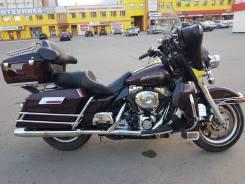 Harley-Davidson Electra Glide Classic FLHTCI, 2006