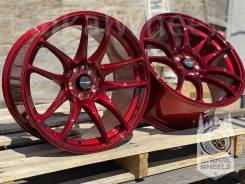 Новые Work Emotion Cr-kiwami - Candy Red- [BaikalWheels]