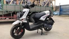 Аналог Yamaha BWS, 2014