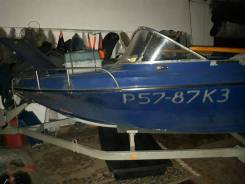 Продам лодку Нептун 400 с мотор suzuki 60