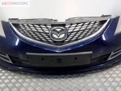 Бампер передний Mazda 6 GH 2008 (Хетчбэк 5дв)