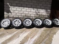 Комплект колес на 22 с Хамера 2с резиной 305/45/22 на 8 дыр в Барнауле