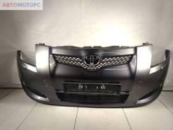 Бампер передний Toyota Auris (E15J/E15UT) 2010 (Хетчбэк 5дв)