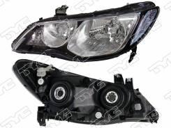 Фара Honda Civic 05-11 4D поворот голубой [TG-217-1159L-LD-E]