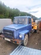 ГАЗ 3307 ассенизатор, 1993