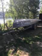 Продам лодку Казанка-М