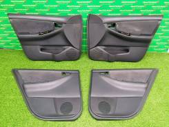 Обшивка двери T-Corolla Fielder NZE121 цвет чёрный