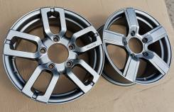 Новые литые диски IFree на Ниву и Шевроле Ниву R16