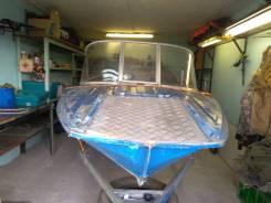 Продам лодку Казанка 5м с 2-мя моторами Yamaha 40, Yamaha 50