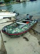 Продам лодку ПВХ баракуда спорт моторотовар продан9