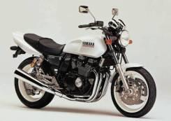 Мотоцикл в разбор Yamaha XJR400 XJR