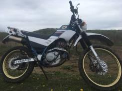Yamaha Serow, 1998