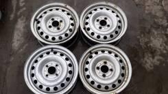 Штампованные диски Nissan. Made in Japan!