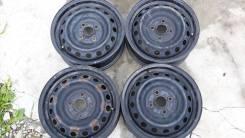 Штампованные диски Toyota. Made in Japan!