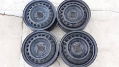 Штампованные диски Honda. Made in Japan!