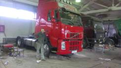 Качественный кузовной ремонт спец техники, грузовых автомобилей