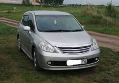 Nissan Tiida, 2004