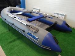 Лодка ПВХ Stormline AIR Jet PRO 360-430 Экстрим