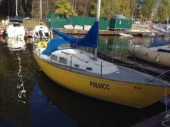 Парусная яхта Amigo 27