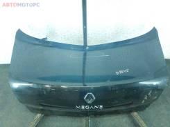 Крышка (дверь) багажника Renault Megane 2 2007 (Седан)